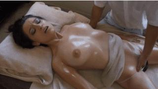 Erotic massage with beautiful girl gone bad
